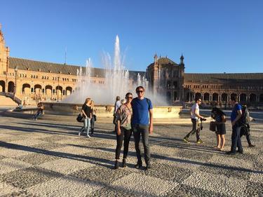 Sevilla!